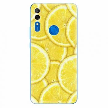 Silikonové pouzdro iSaprio - Yellow - Huawei P Smart Z