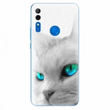 Silikonové pouzdro iSaprio - Cats Eyes - Huawei P Smart Z