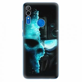 Silikonové pouzdro iSaprio - Roboskull - Huawei P Smart Z