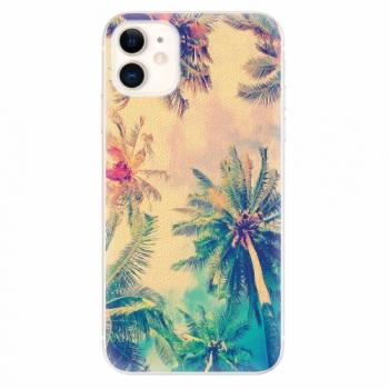 Silikonové pouzdro iSaprio - Palm Beach - iPhone 11