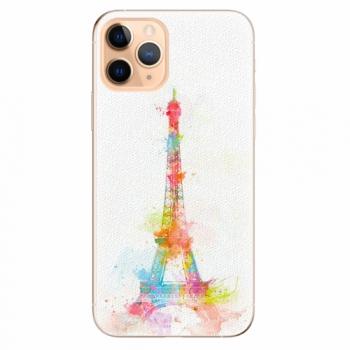 Silikonové pouzdro iSaprio - Eiffel Tower - iPhone 11 Pro