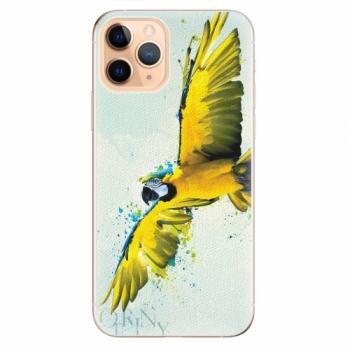 Silikonové pouzdro iSaprio - Born to Fly - iPhone 11 Pro