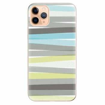 Silikonové pouzdro iSaprio - Stripes - iPhone 11 Pro Max