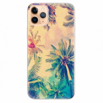Silikonové pouzdro iSaprio - Palm Beach - iPhone 11 Pro Max
