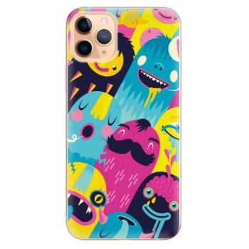 Silikonové pouzdro iSaprio - Monsters - iPhone 11 Pro Max