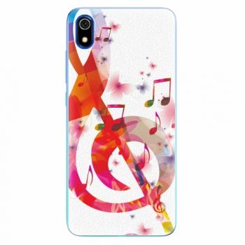 Silikonové pouzdro iSaprio - Love Music - Xiaomi Redmi 7A