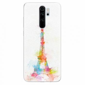 Silikonové pouzdro iSaprio - Eiffel Tower - Xiaomi Redmi Note 8 Pro