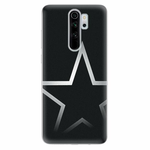 Silikonové pouzdro iSaprio - Star - Xiaomi Redmi Note 8 Pro