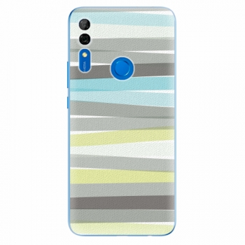 Silikonové pouzdro iSaprio - Stripes - Huawei P Smart Z