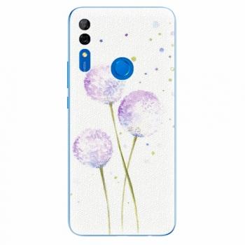 Silikonové pouzdro iSaprio - Dandelion - Huawei P Smart Z
