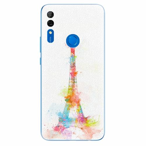 Silikonové pouzdro iSaprio - Eiffel Tower - Huawei P Smart Z