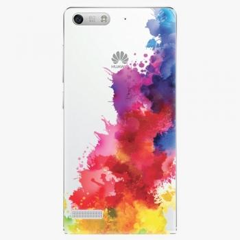 Plastový kryt iSaprio - Color Splash 01 - Huawei Ascend G6
