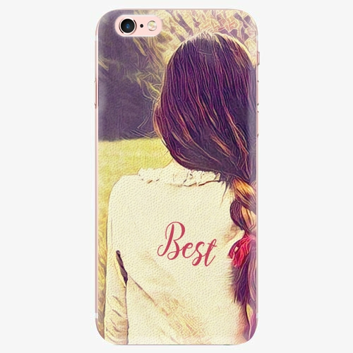 Silikonové pouzdro iSaprio - BF Best - iPhone 7