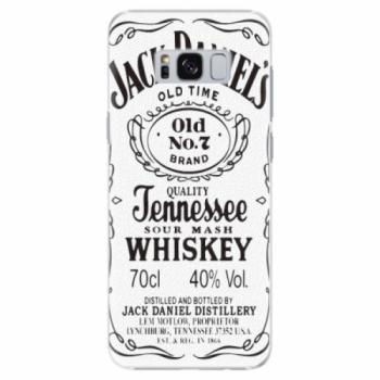 Plastové pouzdro iSaprio - Jack White - Samsung Galaxy S8