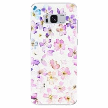 Plastové pouzdro iSaprio - Wildflowers - Samsung Galaxy S8