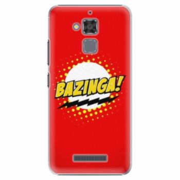 Plastové pouzdro iSaprio - Bazinga 01 - Asus ZenFone 3 Max ZC520TL