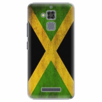 Plastové pouzdro iSaprio - Flag of Jamaica - Asus ZenFone 3 Max ZC520TL