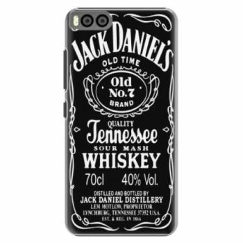 Plastové pouzdro iSaprio - Jack Daniels - Xiaomi Mi6