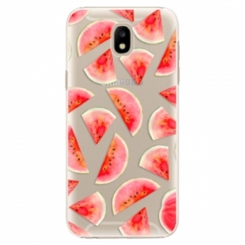 Plastové pouzdro iSaprio - Melon Pattern 02 - Samsung Galaxy J5 2017