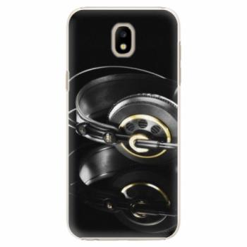 Plastové pouzdro iSaprio - Headphones 02 - Samsung Galaxy J5 2017