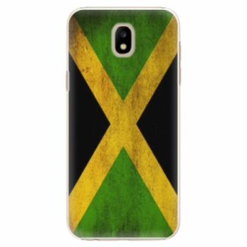 Plastové pouzdro iSaprio - Flag of Jamaica - Samsung Galaxy J5 2017