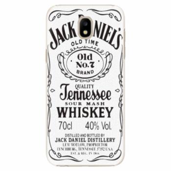Plastové pouzdro iSaprio - Jack White - Samsung Galaxy J5 2017