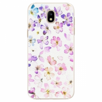 Plastové pouzdro iSaprio - Wildflowers - Samsung Galaxy J5 2017