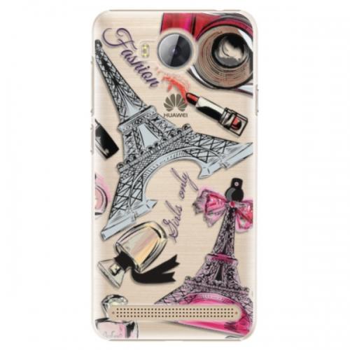 Plastové pouzdro iSaprio - Fashion pattern 02 - Huawei Y3 II