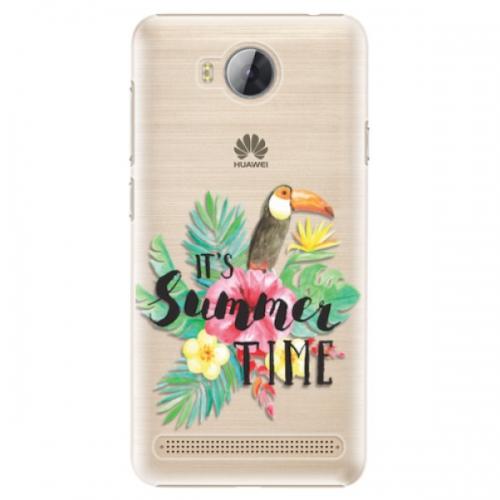 Plastové pouzdro iSaprio - Summer Time - Huawei Y3 II