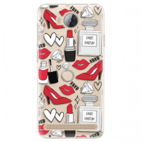 Plastové pouzdro iSaprio - Fashion pattern 03 - Huawei Y3 II