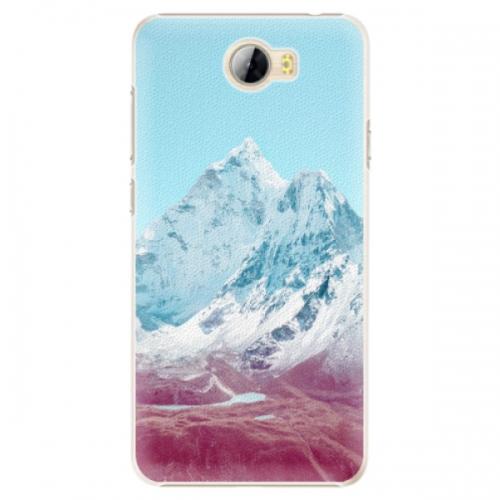 Plastové pouzdro iSaprio - Highest Mountains 01 - Huawei Y5 II / Y6 II Compact