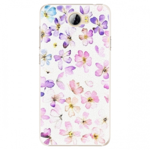 Plastové pouzdro iSaprio - Wildflowers - Huawei Y5 II / Y6 II Compact