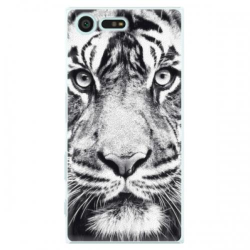 Plastové pouzdro iSaprio - Tiger Face - Sony Xperia X Compact