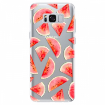 Plastové pouzdro iSaprio - Melon Pattern 02 - Samsung Galaxy S8