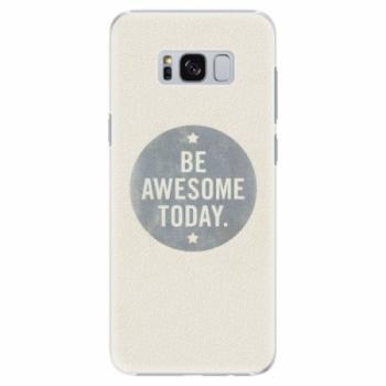 Plastové pouzdro iSaprio - Awesome 02 - Samsung Galaxy S8