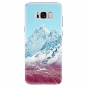 Plastové pouzdro iSaprio - Highest Mountains 01 - Samsung Galaxy S8