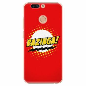 Plastové pouzdro iSaprio - Bazinga 01 - Huawei Honor 8 Pro