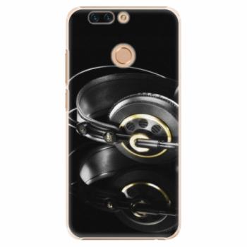 Plastové pouzdro iSaprio - Headphones 02 - Huawei Honor 8 Pro