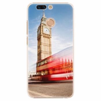 Plastové pouzdro iSaprio - London 01 - Huawei Honor 8 Pro