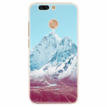 Plastové pouzdro iSaprio - Highest Mountains 01 - Huawei Honor 8 Pro