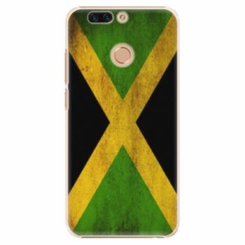 Plastové pouzdro iSaprio - Flag of Jamaica - Huawei Honor 8 Pro