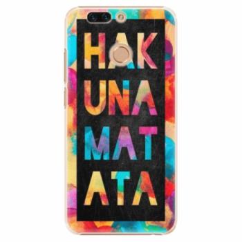 Plastové pouzdro iSaprio - Hakuna Matata 01 - Huawei Honor 8 Pro