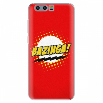 Plastové pouzdro iSaprio - Bazinga 01 - Huawei Honor 9