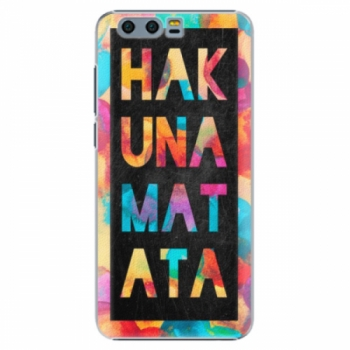 Plastové pouzdro iSaprio - Hakuna Matata 01 - Huawei Honor 9