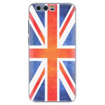 Plastové pouzdro iSaprio - UK Flag - Huawei Honor 9
