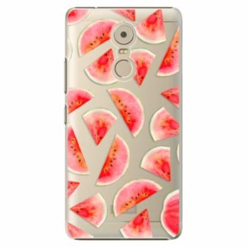 Plastové pouzdro iSaprio - Melon Pattern 02 - Lenovo K6 Note
