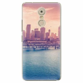 Plastové pouzdro iSaprio - Morning in a City - Lenovo K6 Note
