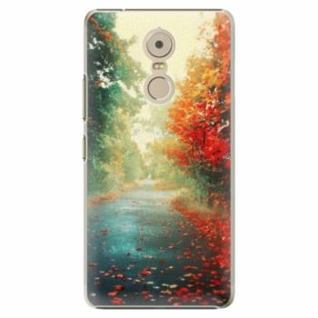 Plastové pouzdro iSaprio - Autumn 03 - Lenovo K6 Note