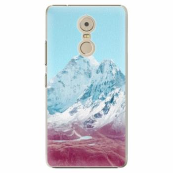 Plastové pouzdro iSaprio - Highest Mountains 01 - Lenovo K6 Note