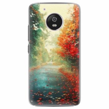 Plastové pouzdro iSaprio - Autumn 03 - Lenovo Moto G5